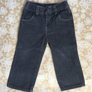 Lucky Brand Black Boy's Classic 5-Pocket Jeans